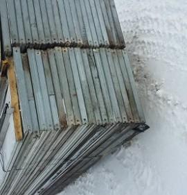 Structures acier et b timents archives recyclage industriel - Porte de garage a vendre ...