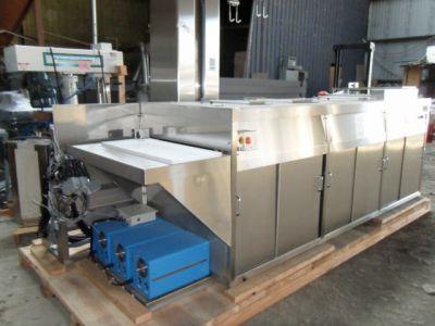 Système automatisé de nettoyage par ultrason Crest Ultrasonics Modèle CTS-2000